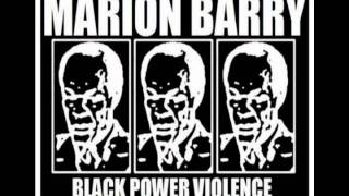 Marion Barry - Nuclear Bio-Chimp Assault