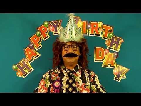 Happy Birthday RUDY. RUDIE. RUDI song - YouTube