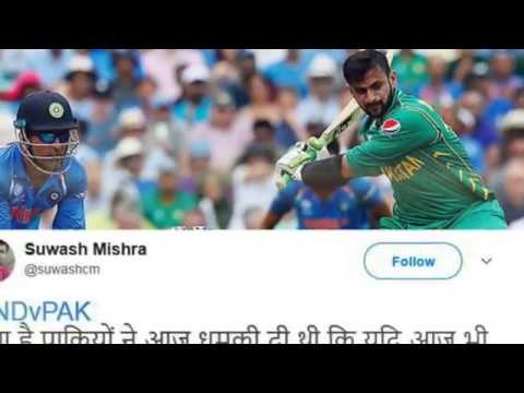 Social Media Reactions After India Vs Pakistan Champions Trophy 2017 Final Match