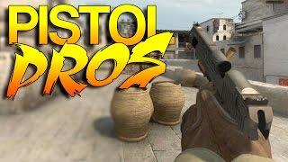 CS:GO - Pistol PROS! #13
