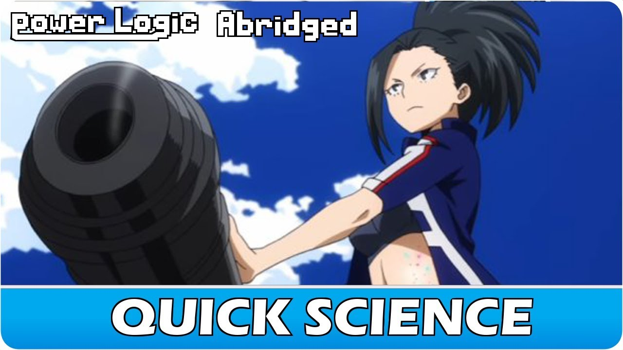 Why Momo And Her Quirk Are So Incredible || Abridged Version || My Hero  Academia Explained