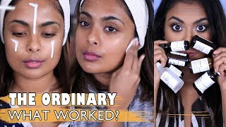 I Used THE ORDINARY skincare for 1 month, YOU WONT BELIEVE WHAT HAPPENED!