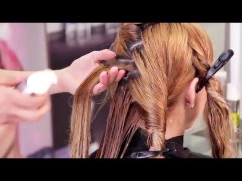 HydraKer Tutorial – Keratin Hair Botox – Erayba Hair Cosmetics