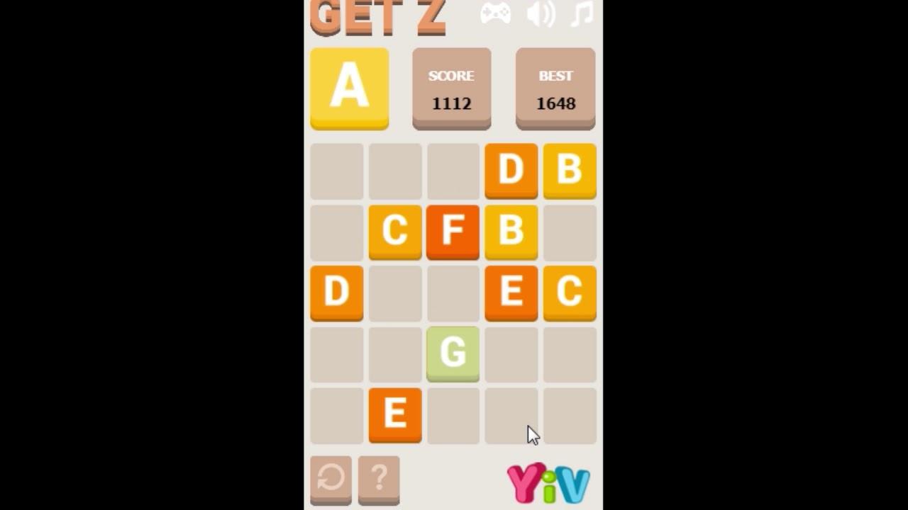 Get Z Free online game