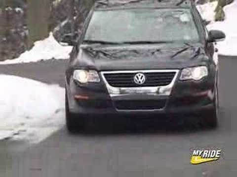 Review: 2006 Volkswagen Passat 2.0T