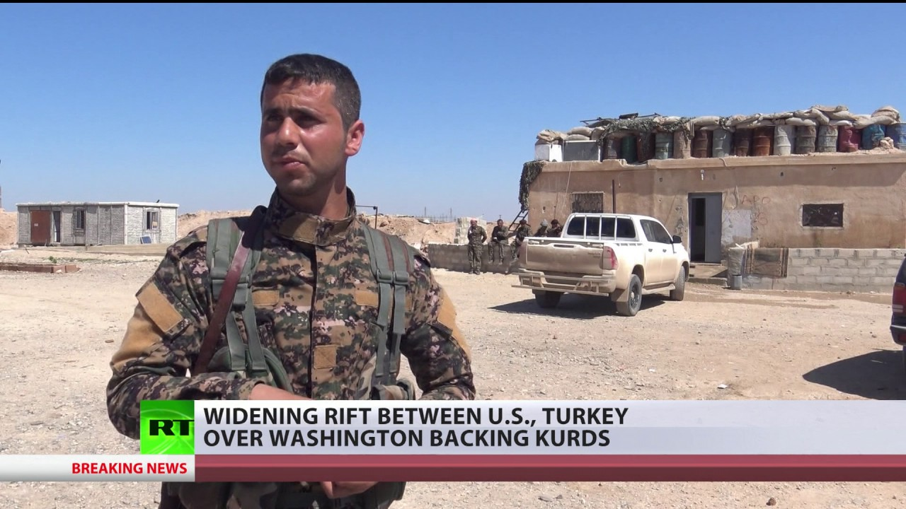 'Alliance to last for decades?' Even fighting ISIS doesn't make US-Turkish relations better