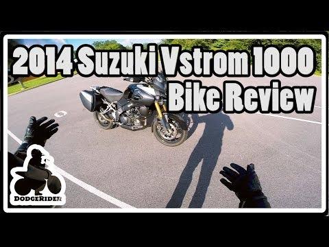 2014 Suzuki Vstrom 1000 - Bike Review