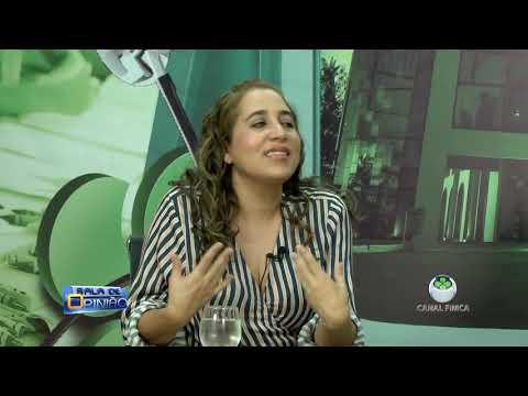 SALA DE OPINIÃO - CARLA TAMES - COORDENADORA DE ARQUITETURA E URBANISMO