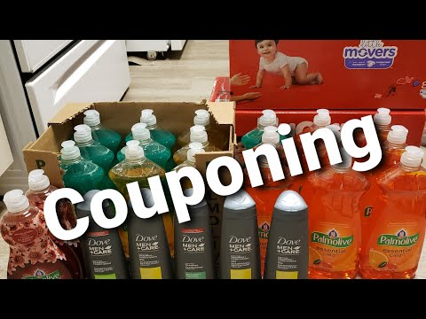 MY FIRST COUPONING IN CANADA | SAVINGS (vlog#2)