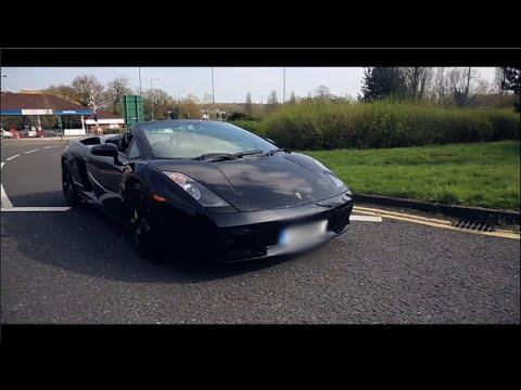 20 years old London stock trader Buys Lamborghini Gallardo  