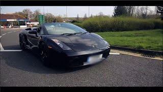 20 years old London stock trader Buys Lamborghini Gallardo |
