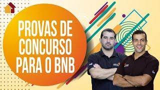 Provas de Concurso | 03/09 | BNB | A Casa do Concurseiro