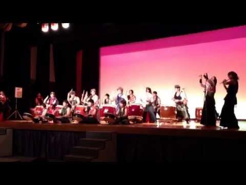 天馬フェスティバル   春日井不二太鼓とのコラボ    絆グ~Tsunagu