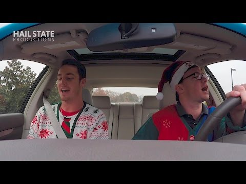 Carpool With Carskadon: Christmas Edition ft. Brent Rooker