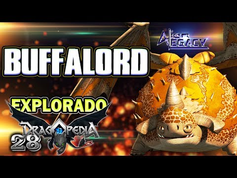 What is the BUFFALORD? || How to train your Dragon [Alien Legacy]