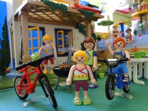 playmobil maison youtube - Playmobil Maison Moderne 4279