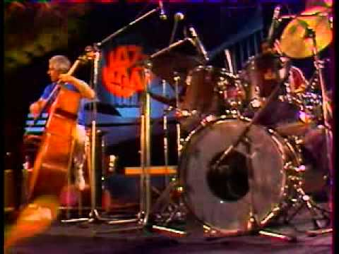 Keith Jarrett trio at the Juan Les Pins Jazz Festival in Antibes, France. 1986 Part 1.