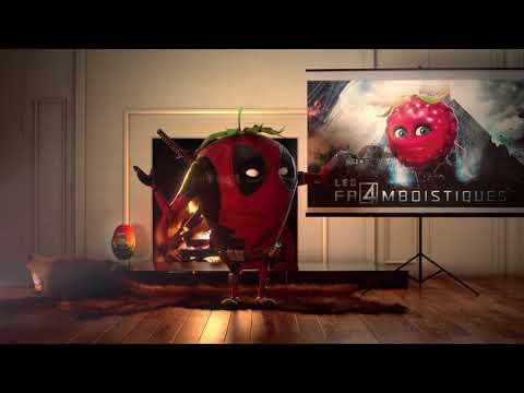 Oasis x Deadpool 2 – Le partenariat le plus déjanté du cinémangue !