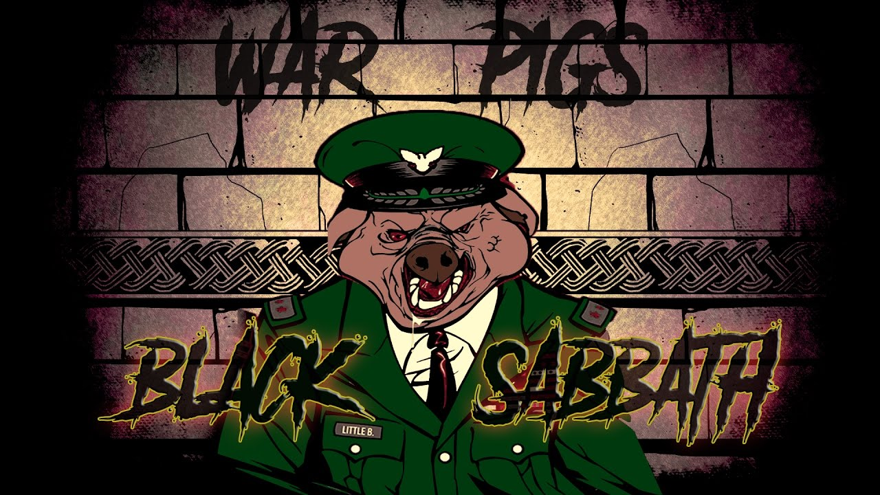 war pigs versus blowin in the Sanders, who is known for his humility, credits much of his success to his teammates on the offensive line, the war pigs after accepting the heisman, sanders.