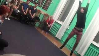 Актерское мастерство - фрагмент урока по озвучке 3