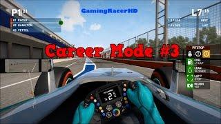F1 2014 - Career Mode (Short Season 1) Race #3 - Canadian Grand Prix (1080p HD)