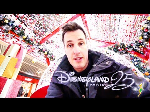 GET TO DISNEYLAND! - HOW TO GUIDE- LONDON to PARIS Vlog#1/3