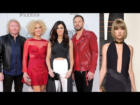 Little Big Town Reveals Taylor Swift Wrote Their New Single 'Better Man'