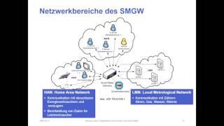Digitalisierte Stromnetze und Smart Meter in Deutschland (GPN17)