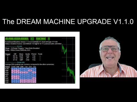 See The 7 Great EA Improvements Made To The Latest Free Forex Dream Machine Expert Advisor Upgrade!