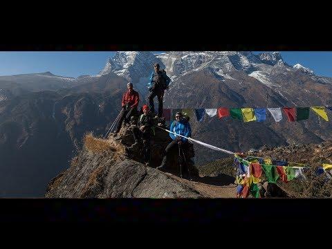Zobaczyć Everest - trekking pod Mount Everest, Nepal 2017