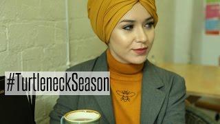 Turtleneck Season LOOKBOOK | NABIILABEE