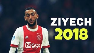 Hakim Ziyech 2018 ● Skills, Assists & Goals 2018 | HD
