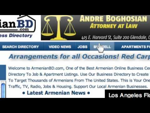 ArmenianBD.com, Jobs, Housing, Cars, General Products for Sale