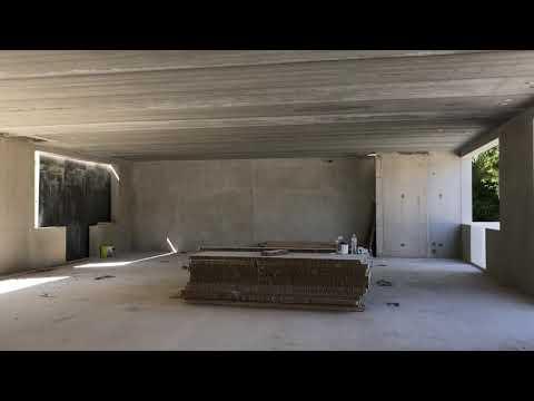 Évolution de la construction de l'immeuble Le Carré la Colle - 30 août 2018