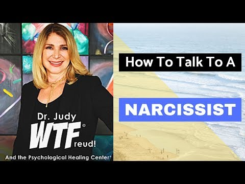Communication: How to Talk to A Narcissist