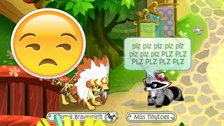 Animal Jam: Things People Do That Annoy Me