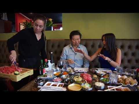 At The Table: Korean BBQ at Kalbi King