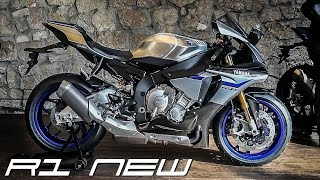 New Yamaha YZF R1 2015