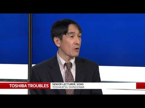 What next for Toshiba?