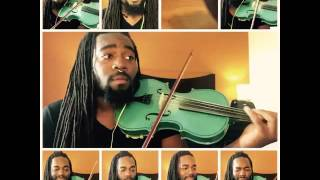 "DSharp - Sisqo ""Thong Song"" - Violin Acapella (Full)"