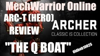 MechWarrior Online - Archer  ARC-T