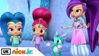 Shimmer and Shine | Zeta in Training | Nick Jr. UK