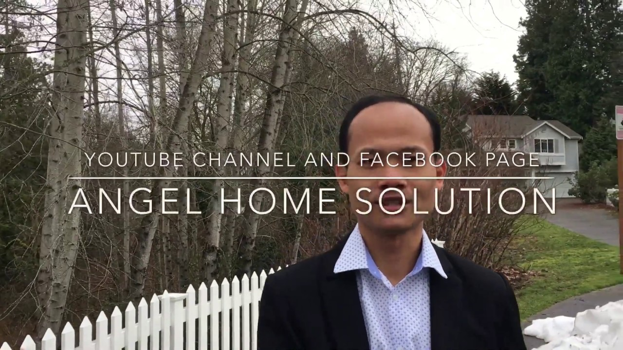 Angel Home Solution YouTube Channel and Facebook Page