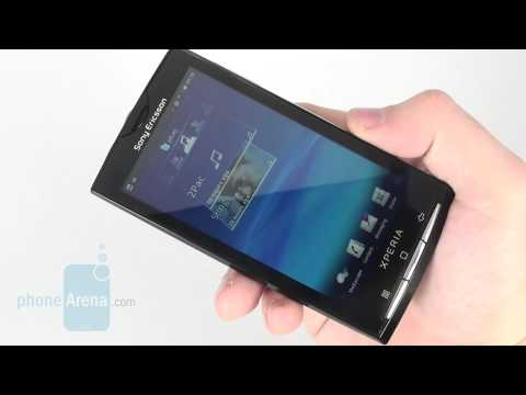 Sony Ericsson Xperia X10 Preview