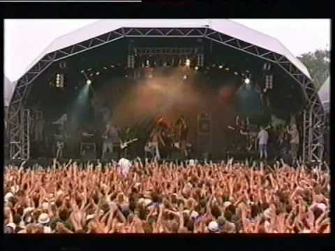 Freestylers - Warning Live Glastonbury 1999