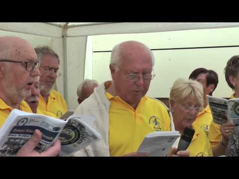 Der Senats-Chor und Freunde zu Besuch im Johannisstift 25 08 2013