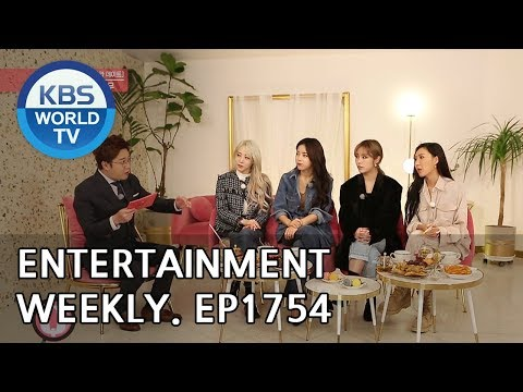 Entertainment Weekly | 연예가중계 - MAMAMOO, Ryu Junyeol, Yoo Jitae, Etc. [ENG/CHN/2019.03.18]