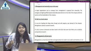 Strategic management marathon | CS executive new syllabus | CS Somya Kataria