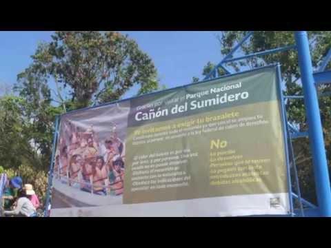 MESSICO TRAVEL-CANYON DEL SUMIDERO