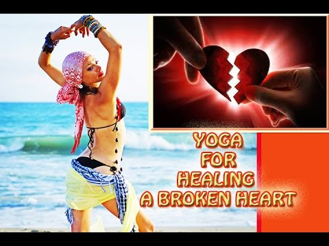 Broken Heart Vinyasa Yoga for Healing a Broken Heart Intermediate Love Loss